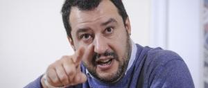 Salvini: «La Lega ha perso? Mi viene da ridere. Renzi, invece, mi fa tenerezza
