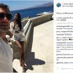 In vacanza con la nuova fidanzata: bomber Bobo Vieri non si smentisce mai. (Foto Instagram)
