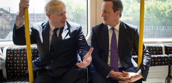 Boris Johnson è in pole position per la successione a Cameron. Londra in tilt