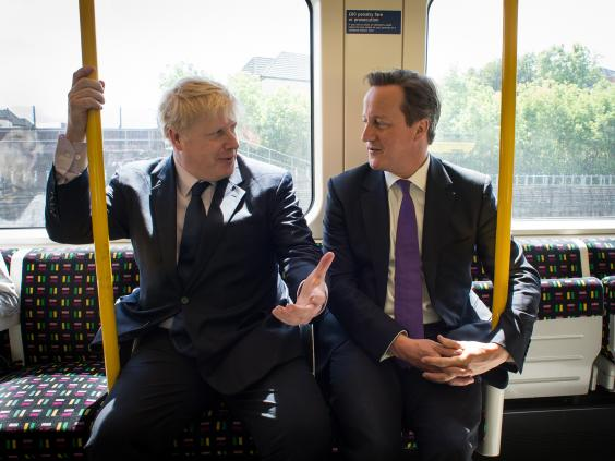 Boris Johnson è in pole position per la successione a Cameron. Londra in tilt