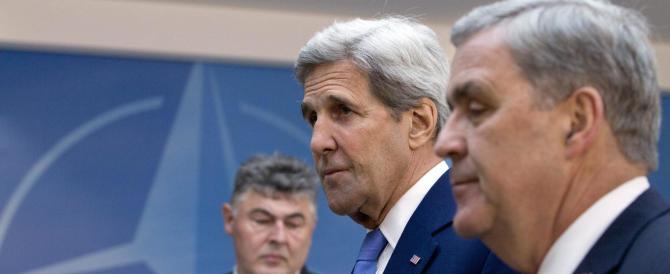 John Kerry: «Momento difficile, ma non dobbiamo perdere la testa» (video)