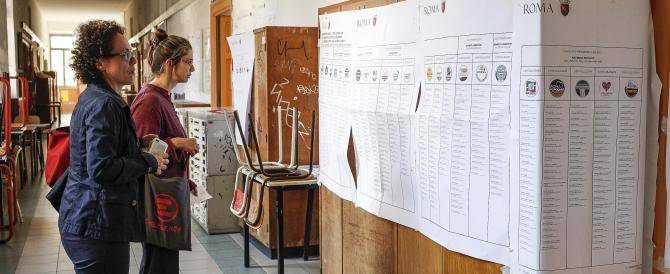 Errori di stampa in liste elettorali: Meloni protesta con il Campidoglio