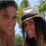 Federica è fidanzata da tempo col calciatore della Lazio, Alessandro Matri. (Foto Instagram)
