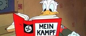 Il Mein Kampf sabato in edicola con il Giornale. Polemiche in tutta Italia