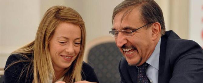 La Russa: «Voterò scheda bianca, con il Pd mai». La Raggi? È il male minore