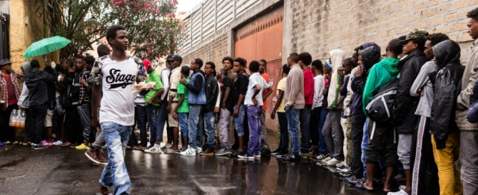 "L'Onu ci mette paura: ""235 mila migranti pronti a partire per l'Italia"""