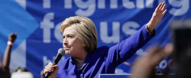 Clinton ottiene la nomination, ma Sanders non cede. Interviene Obama