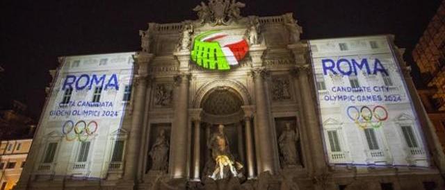 """Ormai è certo, la Raggi dirà no a """"Roma 2024″. L'ira del Coni"""