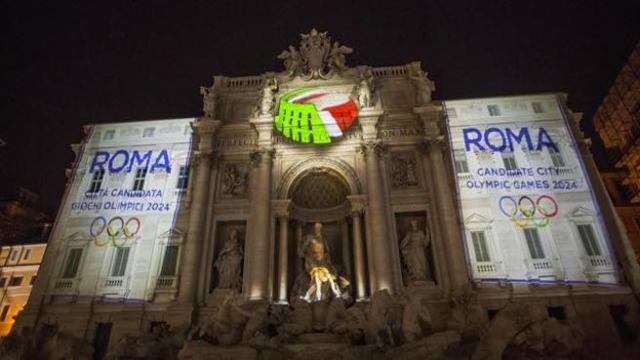 """Ormai è certo, la Raggi dirà no a """"Roma 2024"""". L'ira del Coni"""