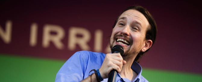 """Spagna al voto anticipato, tutti uniti contro i """"grillinos"""" di Pablo Iglesias"""