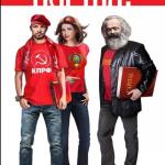 """Marx, invece, non è stato """"ringiovanito"""" (Foto Instagram)"""