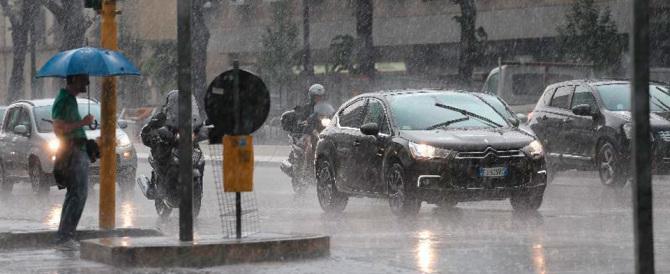 Un giugno con poco sole: estate in letargo, tornano i temporali sull'Italia