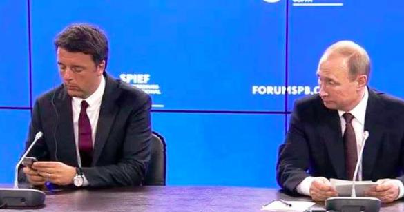 Dopo la figuraccia internazionale di Renzi, Calderoli all'attacco