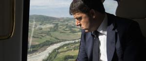 Una domandina a Renzi: chi paga la sua campagna elettorale a sostegno del Pd?