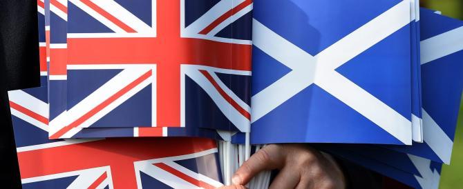 In Scozia voglia di secessione, ma stavolta per restare nell'Ue