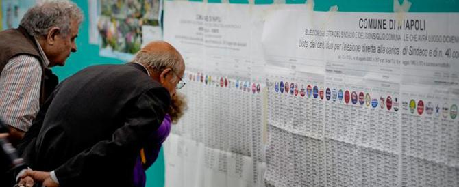 Alfano: scrutini irregolari? Ripensiamo le modalità, scrutatori troppo stanchi