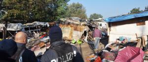 Sparatoria in un campo nomadi del Vicentino: un morto e un ferito