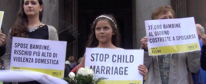 Venduta come sposa bambina per pagare i debiti: condannati i genitori