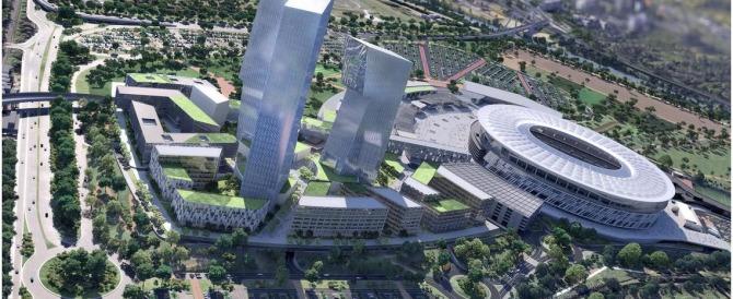 Stadio della Roma, la Raggi farà ripartire il progetto da zero? (VIDEO)