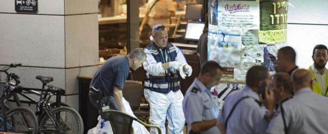 Attacco dei terroristi a Tel Aviv: stop all'ingresso di 83mila palestinesi