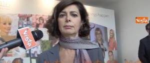Boldrini ricoverata a Pisa per un intervento: la scorta presidia l'Ospedale