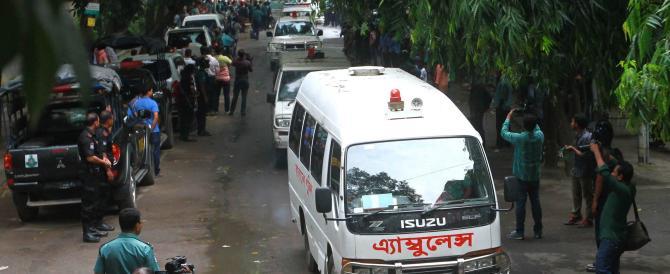 Bangladesh, un canadese a capo del gruppo Isis responsabile della strage