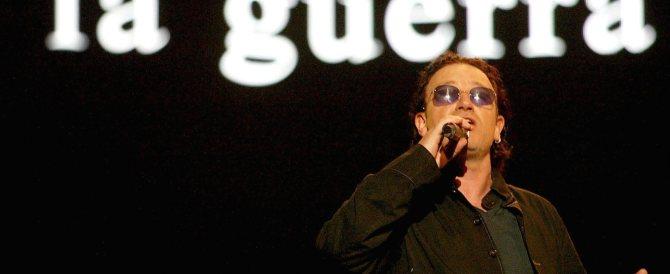 Bono Vox era in un ristorante sul lungomare durante l'attentato