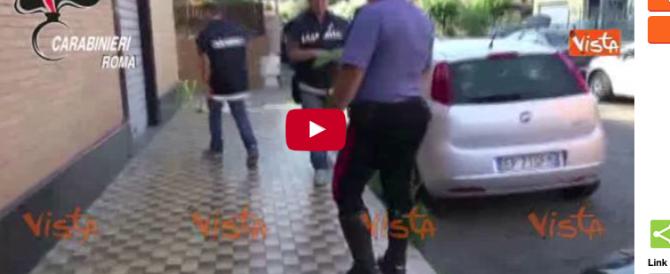 Roma, sequestrati 3 milioni di euro alla famiglia Casamonica (Video)