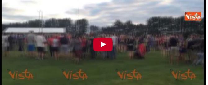 Studente Usa ucciso: la fiaccolate dei suoi compagni di college (Video)