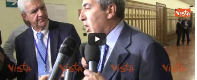 Gasparri: «Chiediamo alla Rai di rispettare trasparenza e rigore» (video)