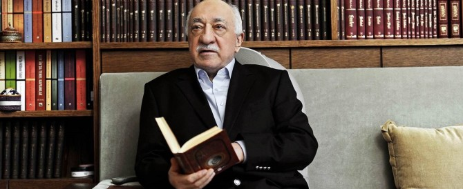 "Parla Fetullah Gulen: ""Erdogan vuole torturarmi e poi uccidermi"""
