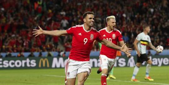 L'eroe degli Europei è un disoccupato gallese che ha segnato il gol più bello