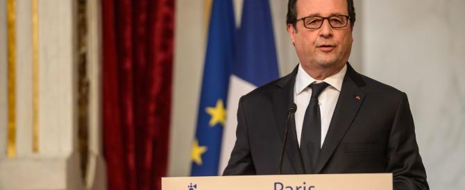 Hollande mobilita i riservisti: «15.000 entro fine luglio»