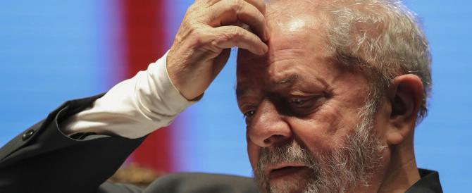 Lula per la prima volta davanti ai giudici. Dovrà difendersi dall'accusa di corruzione