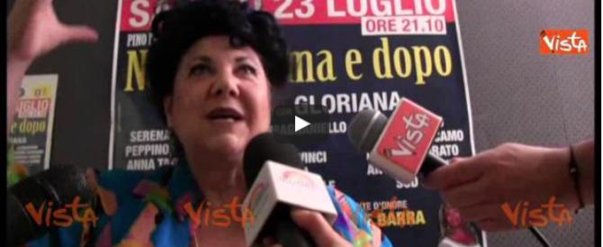 Marisa Laurito: «La canzone napoletana è immortale» (video)