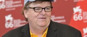 Michael Moore: «L'elezione di Trump sarà il più grande Vaffa della storia»