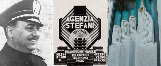 """Morgagni, """"voce del Duce"""": si uccise alla notizia dell'arresto di Mussolini"""