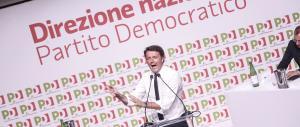Banche, Renzi: «C'è chi ha sbagliato». Brunetta: non scherzi col fuoco