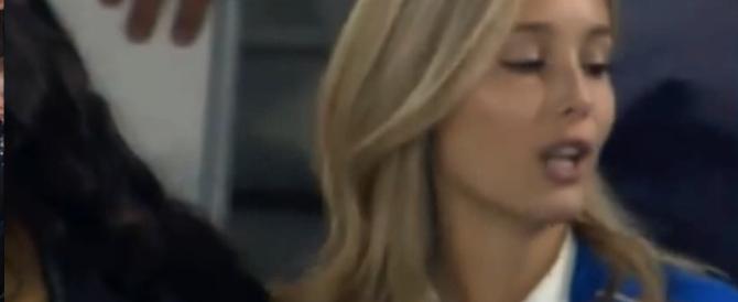 """Europei: Pellè sbaglia, la fidanzata infierisce: """"Lo sapevo, è un c…."""" (video)"""