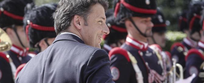 Banche, Renzi rassicura i risparmiatori. Ma il Mps fa tremare il sistema