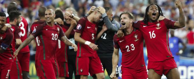 La Francia piange, il Portogallo fa festa. Ma la vera sorpresa è stata l'Islanda
