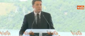 Babbo Natale Renzi promette una Sa-Rc in regalo a dicembre (video)