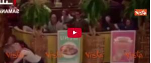 In un video choc postato in Rete tutto l'orrore della mattanza di Monaco (Video)