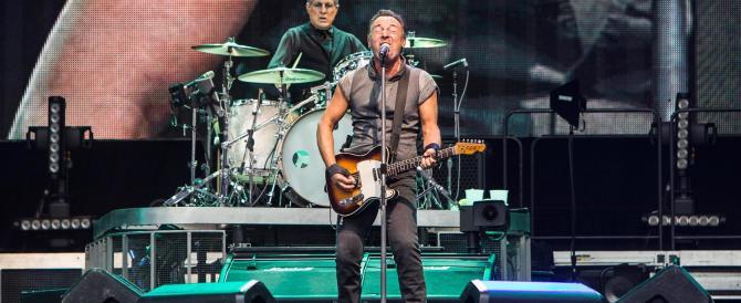 È iniziata l'era Raggi: arriva Springsteen e Roma va in tilt