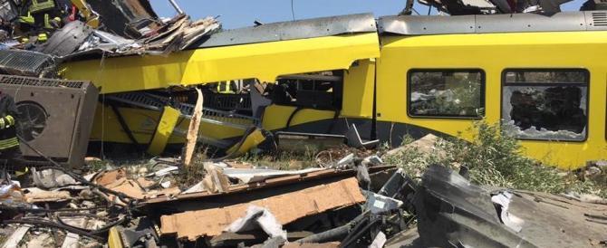 Scontro treni in Puglia: ecco gli incidenti ferroviari più gravi dal 1944
