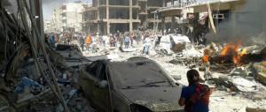 Isis, autobomba esplodono nel nord est siriano: 50 morti e centinaia i feriti (Video)