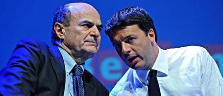 Bersani ai tedeschi: nessuno nel Pd vuole cacciare Renzi, stia tranquillo
