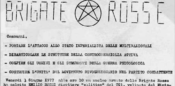 Nel Policlinico di Milano scoperto un vecchio covo delle Brigate rosse