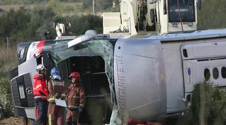 Strage del bus in Catalogna, forse la colpa non fu solo dell'autista
