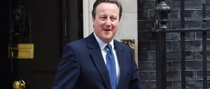 Cameron lascia Downing Street: «Da oggi la mia agenda sarà più leggera»